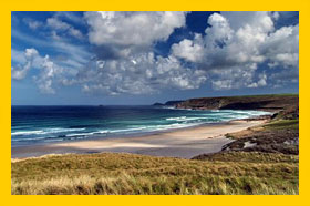 Whitesand Bay, Sennen Cove - right on our doorstep